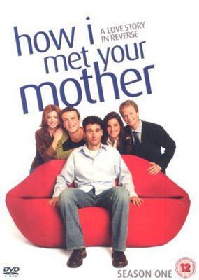 How I Met Your Mother Season 1 (DVD Boxset)