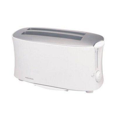 Morphy Richards 77-786 Essentials 4 Slice Toaster White