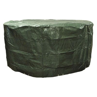 Waterproof Large Round Patio Cover (2.25m)
