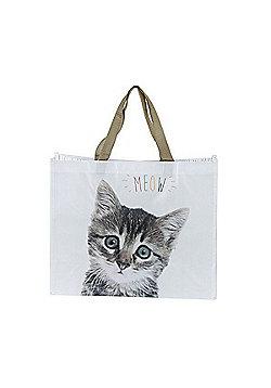 Puckator Meow Cat Shopping Bag