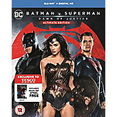 Batman V Superman/Man Of Steel Blu-ray (Tesco Exclusive)