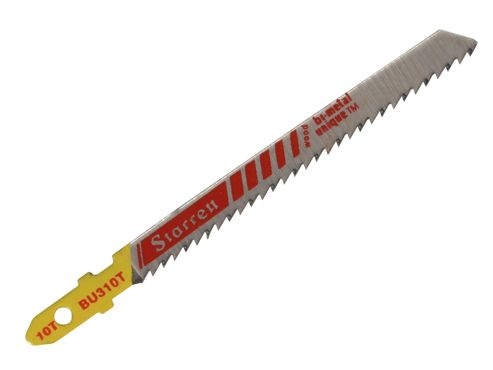 Starrett BU310T-5 Wood Cutting Jigsaw Blades Pack of 5