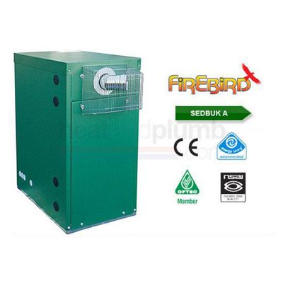 Firebird Enviromax Condensing Slimline Outdoor System Boiler 35kW