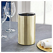 Fox & Ivy Gold Wine Cooler