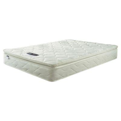 Silentnight King Size Mattress, Miracoil Pillowtop Fiji