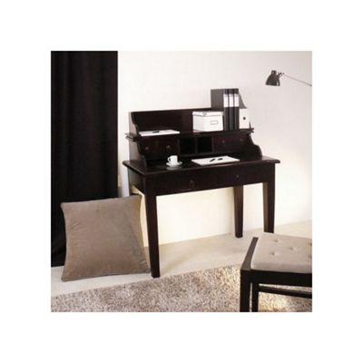 Tikamoon Classika Mahogany Desk