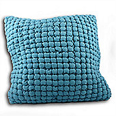 Riva Home Cubic Kingfisher Cushion Cover - 55x55cm