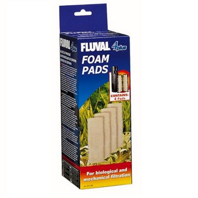 Fluval 4 Foam Insert (4 pcs)