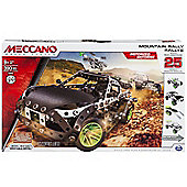 Meccano Motorized Mountain Rally Set