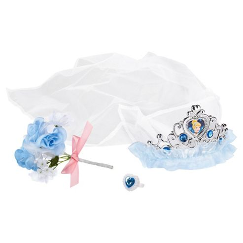 Disney Princess Cinderella Dress Up Wedding Set
