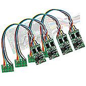 Hornby Digital R8249 Loco Decoder V1.3 Nmra Pk X 4