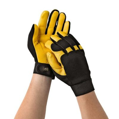 Buy Gold Leaf Soft Touch Gardening Gloves Mens from our Mens