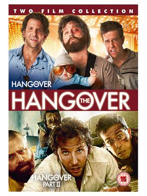 The Hangover 1-2 (DVD Boxset)