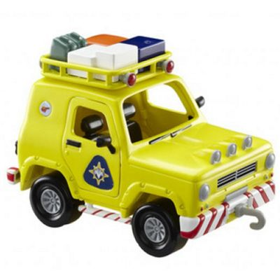 Fireman Sam Mountain Rescue 4x4