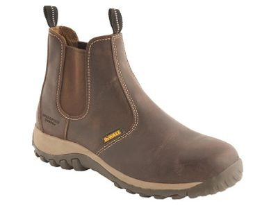 DeWALT RADIAL10B Radial Dealer Boot Size 10 - 44 - Brown