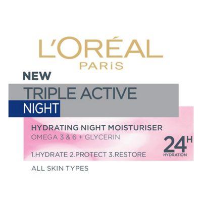 L'Oréal Triple Active Night Cream 50ml