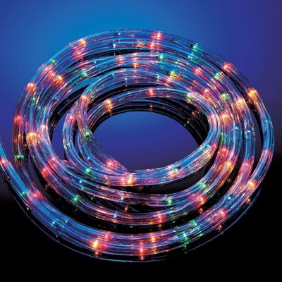 Sentik 20M Multi Coloured Rope Light Outdoor Indoor Party Lights Christmas Xmas