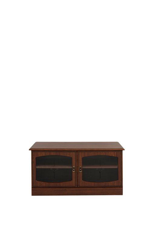 Caxton Byron Wooden Corner TV Cabinet - CAX1427