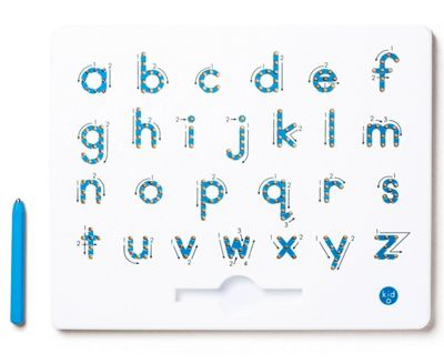 Kid O 12cm A-to-Z Lower Case Magnatab