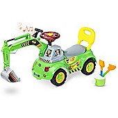 Caretero Scoop Ride-On (Green)