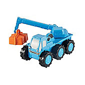 Fisher-Price Bob The Builder Fuel Up Friends Icy Lofty Vehicle
