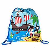 Children's PE Bag - Pirates, Kids Swim Bags Pirates