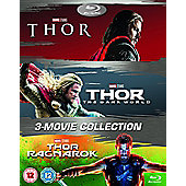 Thor 1-3 Box set BD