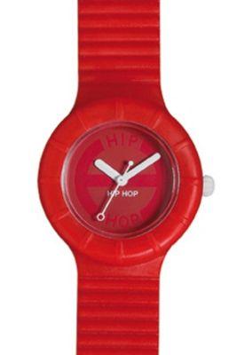 Hip Hop Unisex Full Colour Tomato Juice Strap Watch HWU0065