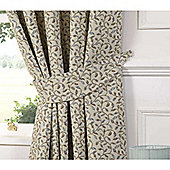 Hawthorn 1 pair 26 Inch Tie-Backs - Terracotta