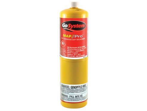 Faithfull Gas Cylinder MAPP CGA600 Fitting