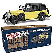 CORGI CC06805 James Bond, Rolls Royce Sedance de Ville Goldfinger