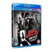 Sin City 2: A Dame To Kill For Blu Ray
