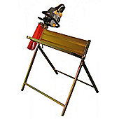 The Handy Sawhorse with Chainsaw Support