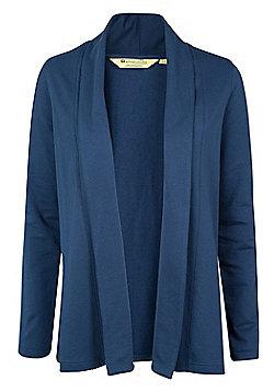 Mountain Warehouse Isocool Dynamic Womens Cardigan - Blue