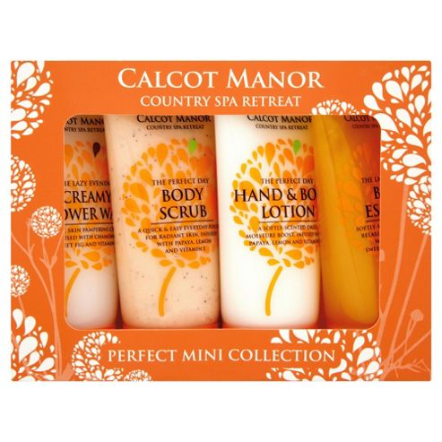 Calcot Manor  The Country Spa Retreat Mini Collection