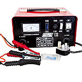 Metal Cased 8 amp Battery Charger