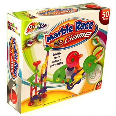 Marble Race Game