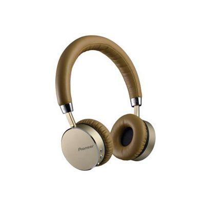 Pioneer SE-MJ561BT-T Brown Circumaural Head-band headphone