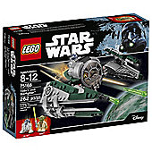 LEGO Star Wars Rogue One Yoda's Jedi Starfighter 75168