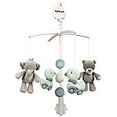 Nattou Musical Baby Cot Mobile - Jack, Jules and Nestor