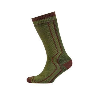 Sealskinz Trekking Sock Green S