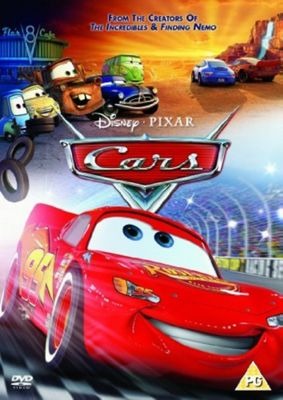 Cars - Disney DVD