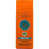 L'Oreal Sublime Sun Protective Milk SPF20 200ml