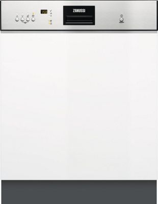 Zanussi ZDI26022XA 13-Place Semi Integrated Dishwasher