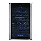 Russell Hobbs RH34WC1, 34 Bottle/Drinks Cooler, Black
