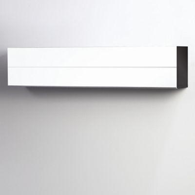 UK-CF G-Box 135 Wall Storage Unit - White
