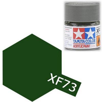 Tamiya Acrylic Mini XF-73 Dark Green