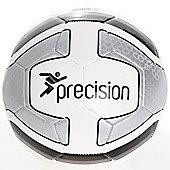 Precision Santos Training Ball White/Silver/Black Size 3
