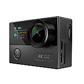 iQ-PRO True 4K UHD Action Camera with built in Image Stabilisation and Complete Accessories Pack