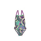 Speedo Endurance®+ Funk Print Swimsuit - Multi